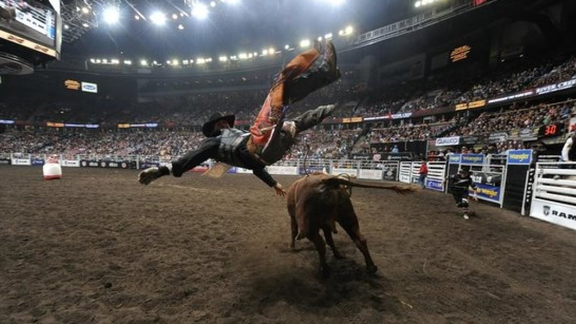 No Bid From Edmonton For Canadian Finals Rodeo Edmonton