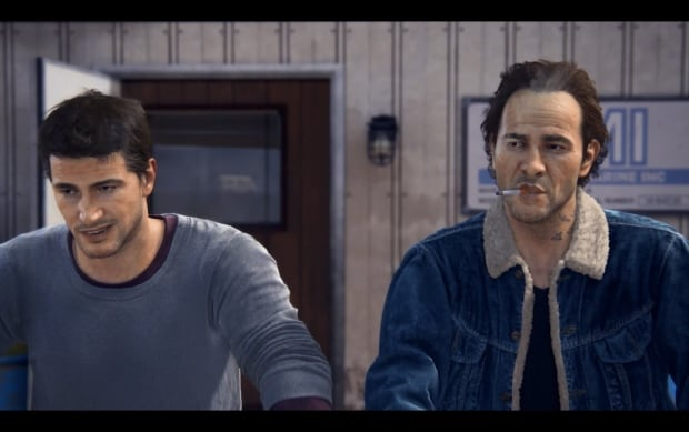 Uncharted 4 nate and sam