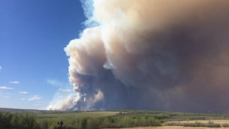 Expanded evacuation order for B.C. wildfire near Fort St. John