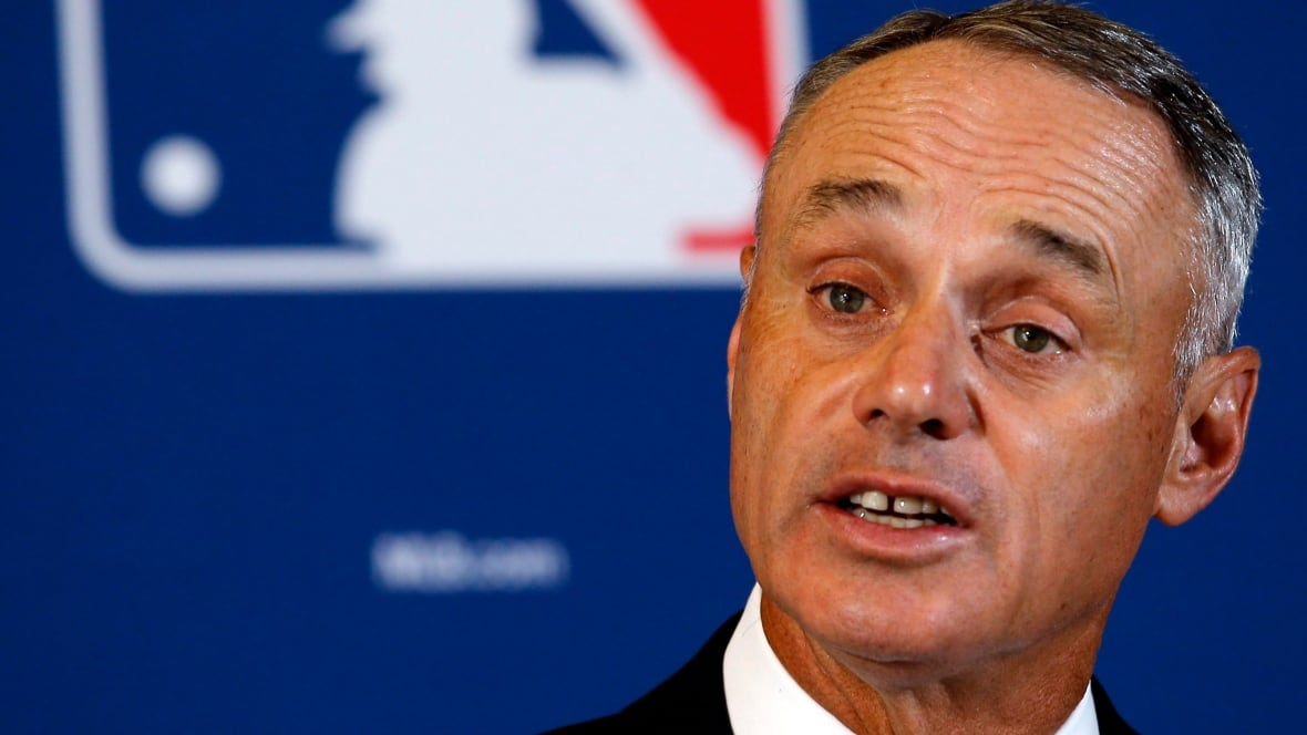 Montreal a 'frontrunner' for expansion, MLB commissioner says