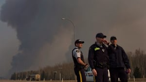 Fort McMurray wildfire could double in size by end of tomorrow: official