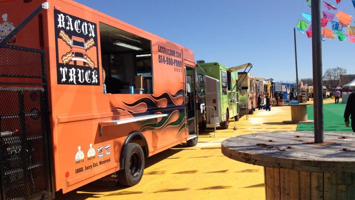 Food Truck Montreal Friday