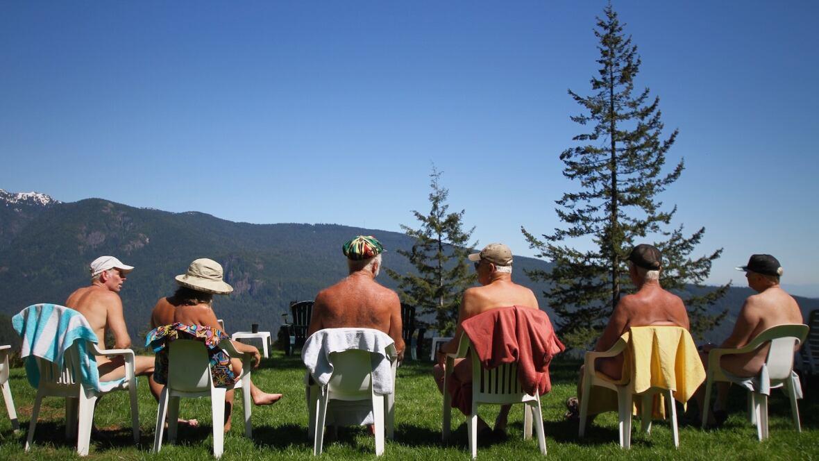 nudist colonies in brotosh columbia canada