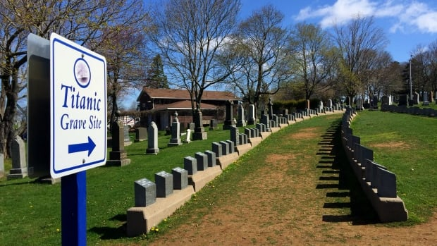 Titanic Cemetery In Halifax To Get Speed Bumps Nova