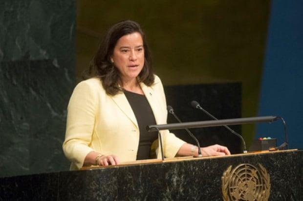 Jody Wilson-Raybould United Nations