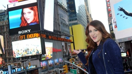 Meghan Trainor Video Release at Hard Rock Cafe New York