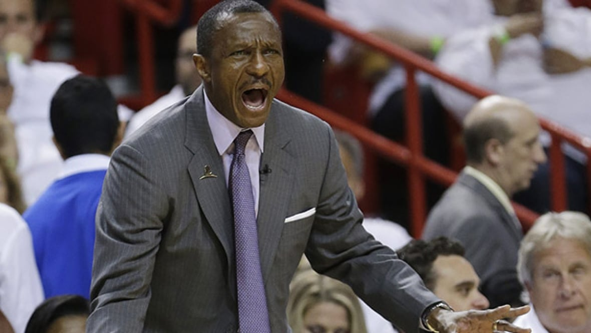 Raptors' loss had Dwane Casey 'waking up and crying'