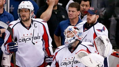 Don't Ask The Caps About The '1st-place Jinx'