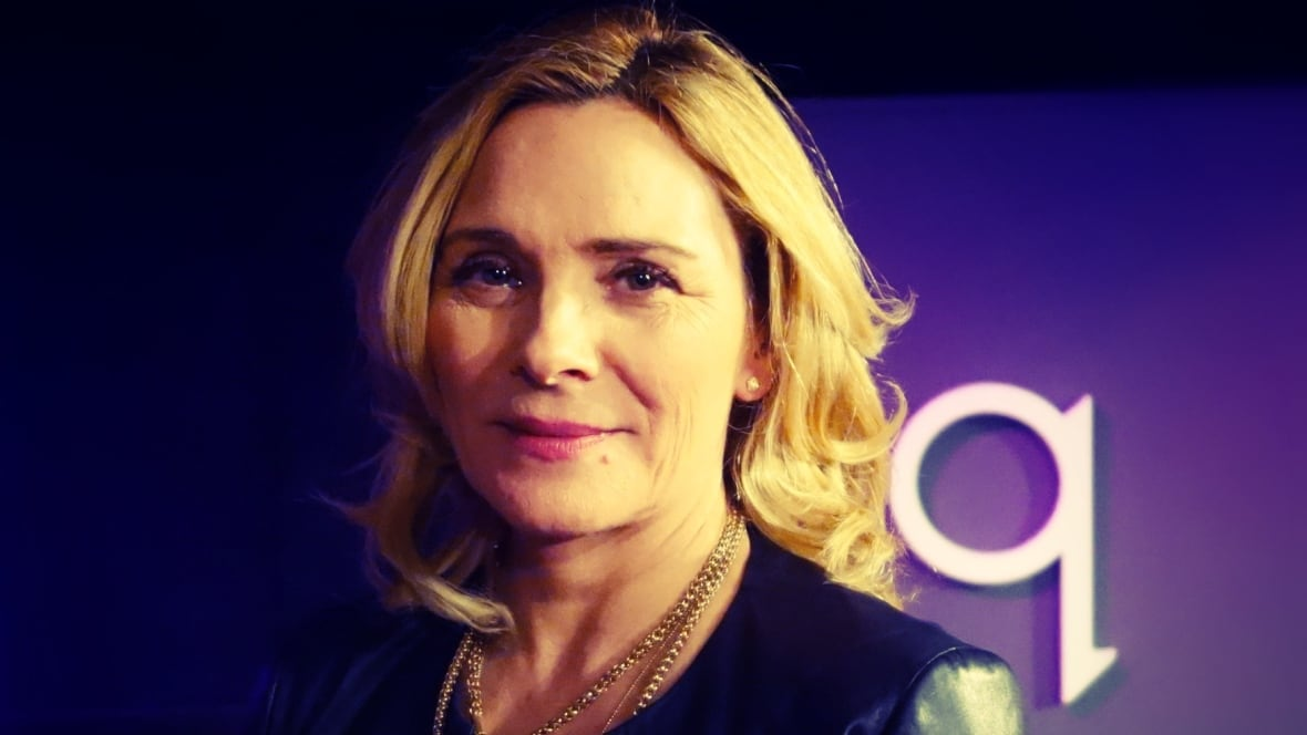 Kim Cattrall on Sensitive Skin and mastering your midlife crisis ... Kim Cattrall