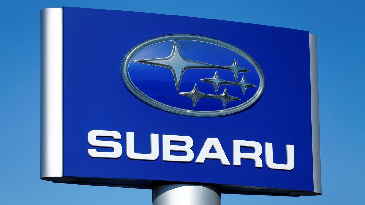 Subaru recalls 3,500 vehicles in Canada over possible loss of steering - Business - CBC News