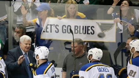 The Blues Want You, Canada!