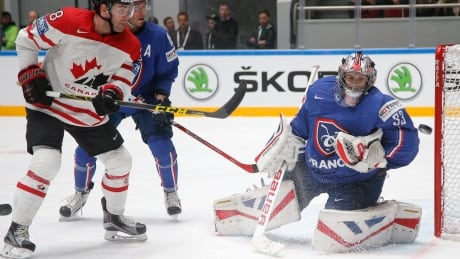 Worlds: Canada Blanks France, Sets Up 1st-place Showdown With Finns At Hockey Worlds