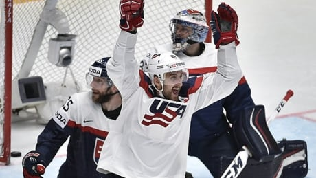 Worlds: U.S. Scrapes Into Knockout Round At Hockey Worlds