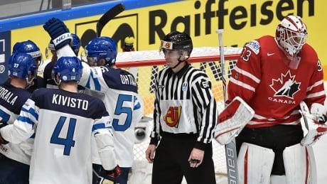 Worlds: Finland Tops Canada 4-0 At World Hockey Championship