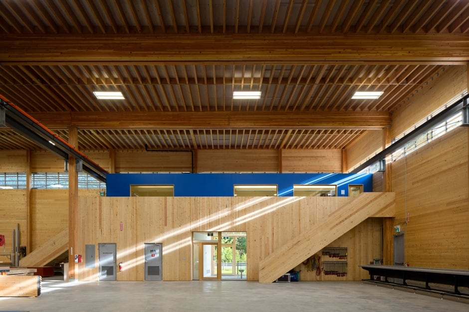 canadian architecture medals favour innovation with wood