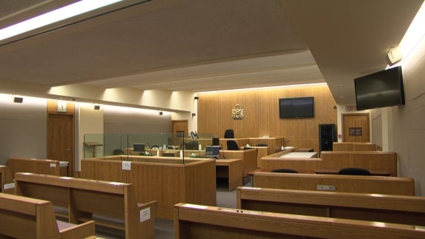 There were delays in selecting a jury in the murder trial of Bhupinderpal Gill, 40, and Gurpreet Ronald, 37, because jurors asked to step down out of fear they would be 'traumatized' by the evidence. The Ottawa trial finally starts today.