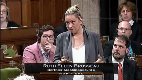Ruth Ellen Brosseau