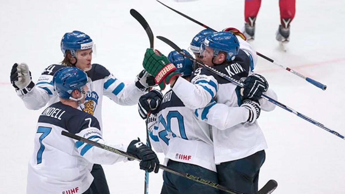 Finland-scores