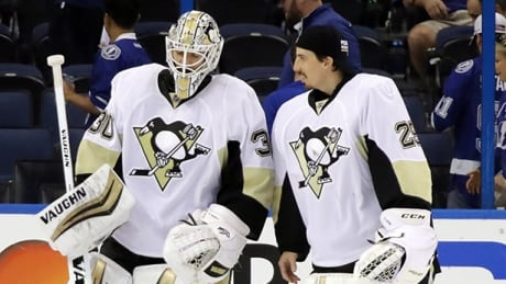 Murray Or Fleury? Penguins Weighing Options In Net