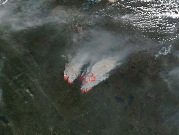 Alta Wildfire NASA 20160517