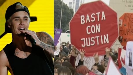 'Sorry Argentina': Justin Bieber apologizes to fans after arrest warrant gets him banned