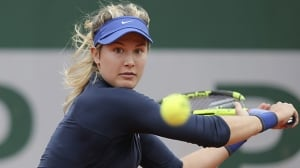 Eugenie Bouchard discusses eating disorder after French Open win