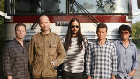 Tragically Hip concert in Victoria draws fans from across Canada