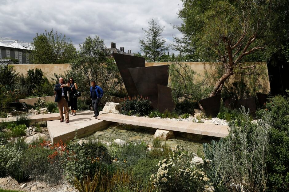 The Chelsea Flower Show Is In Full Bloom In London Cbc
