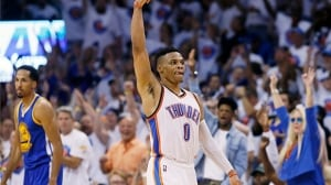Thunder 1 win away from eliminating defending champs