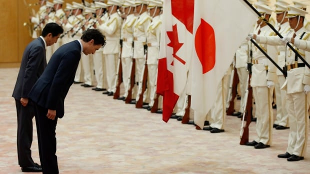 Japan Canada