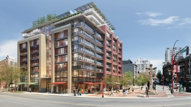 Beedie Living has submitted a revised rezoning application for 105 Keefer St. in Chinatown.