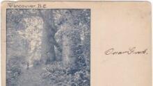 Oldest B.C. postcard