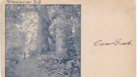 Collectors on quest for B.C.'s oldest postcard willing to pay cash
