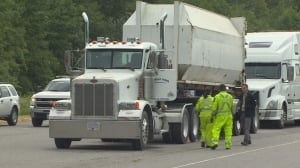 Commercial vehicles taken to task during annual safety blitz