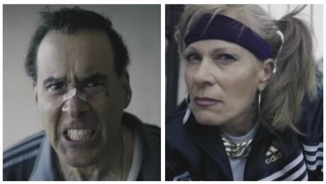ParticipAction stars return as violent gangsters in new Sam Weber video