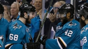 Sharks advance to Stanley Cup Final with win over Blues
