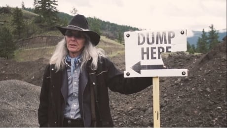 Junk collecting woman in small B.C. town reaches the silver screen at Cannes
