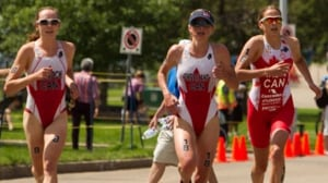 Canadian triathletes confident ahead of Rio selection