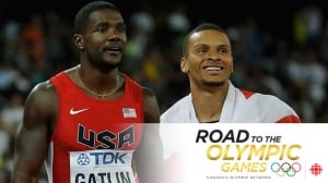 Road to the Olympic Games: Diamond League track & field