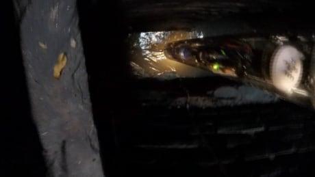 Sewer robot