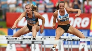 Canada's Brianne Theisen-Eaton wins Hypo Meeting heptathlon for 3rd time