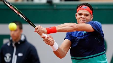 Milos Raonic upset by unseeded player at French Open