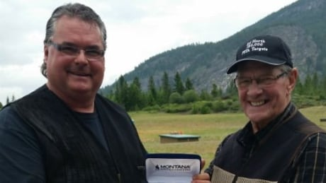 B.C.'s trap shooting champ is from Saskatchewan