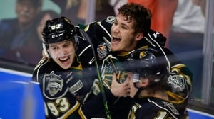 London Knights win Memorial Cup, staving off upset from Rouyn-Noranda Huskies