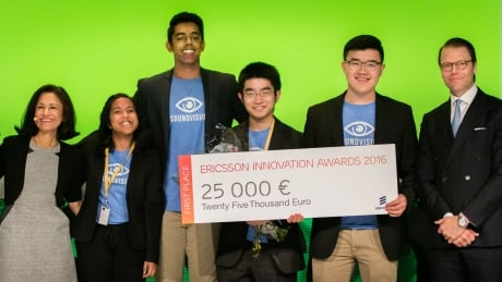 UBC students beat out MIT for top honours at international tech competition