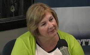 Cynthia Bland, Voice Found founder human trafficking Ottawa Morning May 30 2016