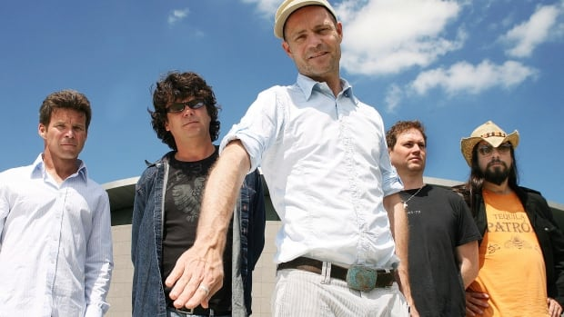 CBC is officially set to broadcast The Tragically Hip's final concert live