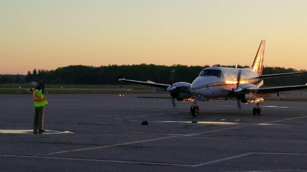 Inaugural Nextjet Flight Leaves Waterloo Region