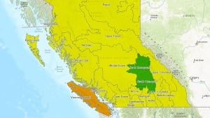 Level 3 drought declared for parts of Vancouver Island, Gulf Islands