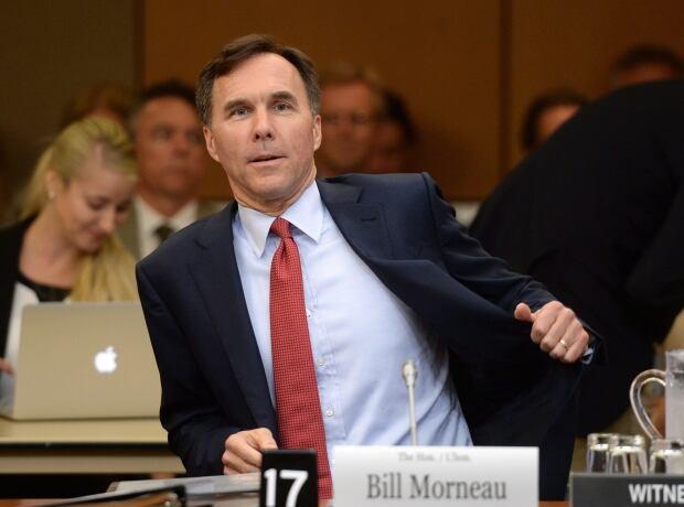Morneau Committee 20160530